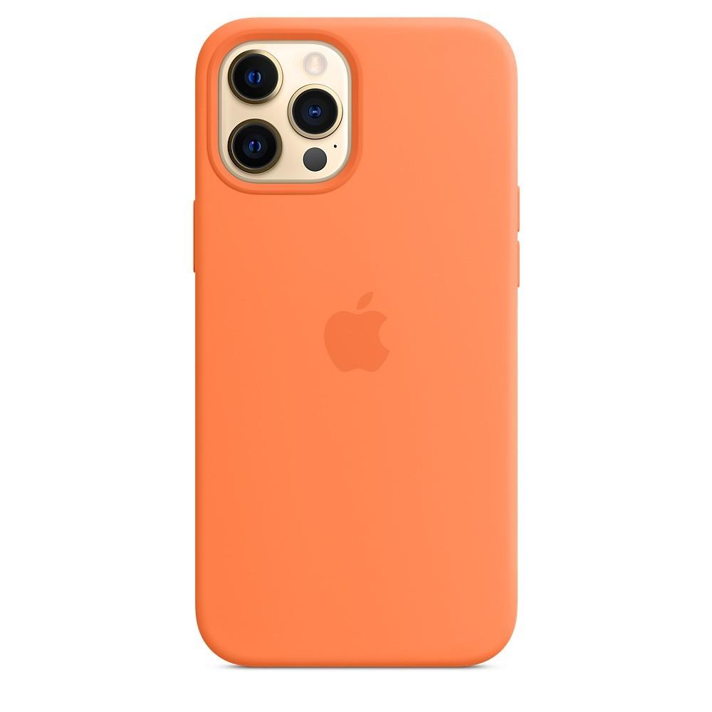 IPHONE 12 PRO MAX Silicone Case Kumquat