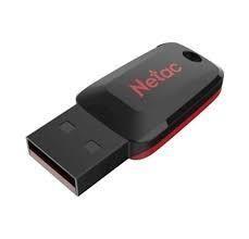 MEMORY DRIVE FLASH USB2 16GB/NT03U197N-016G-20BK NETAC