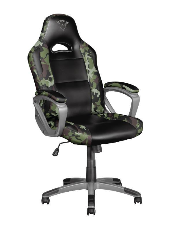 Trust GXT 705C Ryon Universaalne mänguri tool Polsterdatud iste Must, Kamuflaaž