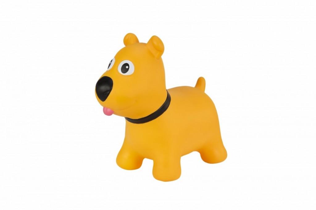 Jumper Dog yellow