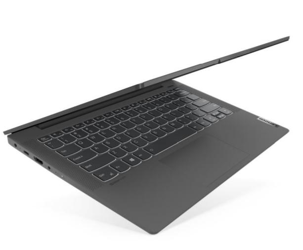 "Lenovo- IdeaPad 5 14ARE05 Grey, 14.0 "", TN, Full HD, 1920 x 1080, Matt, AMD, Ryzen 3 4300U, 8 GB, SSD 256 GB, AMD Radeon, No Optical drive, Windows 10 Home, 802.11ax, Bluetooth version 5.0, Keyboard language English, Keyboard backlit, Warranty 24 month(s), Battery warranty 12 month(s)"
