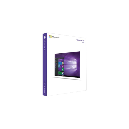 Microsoft Windows 10 Pro FQC-08929, DVD, OEM, 32-bit/64-bit, English
