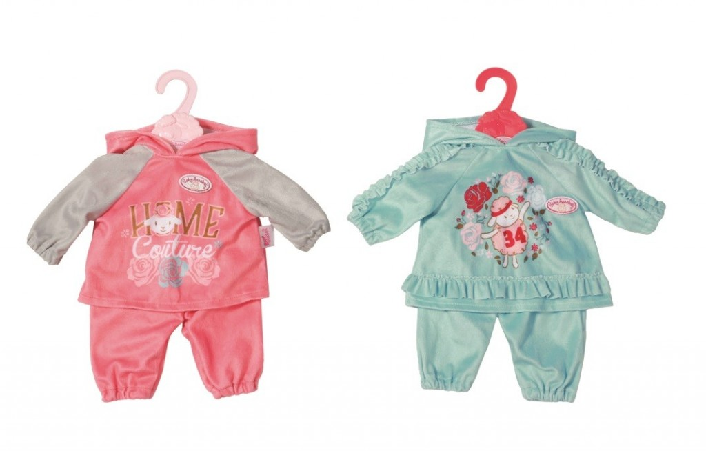 Baby Suits Baby Annabell