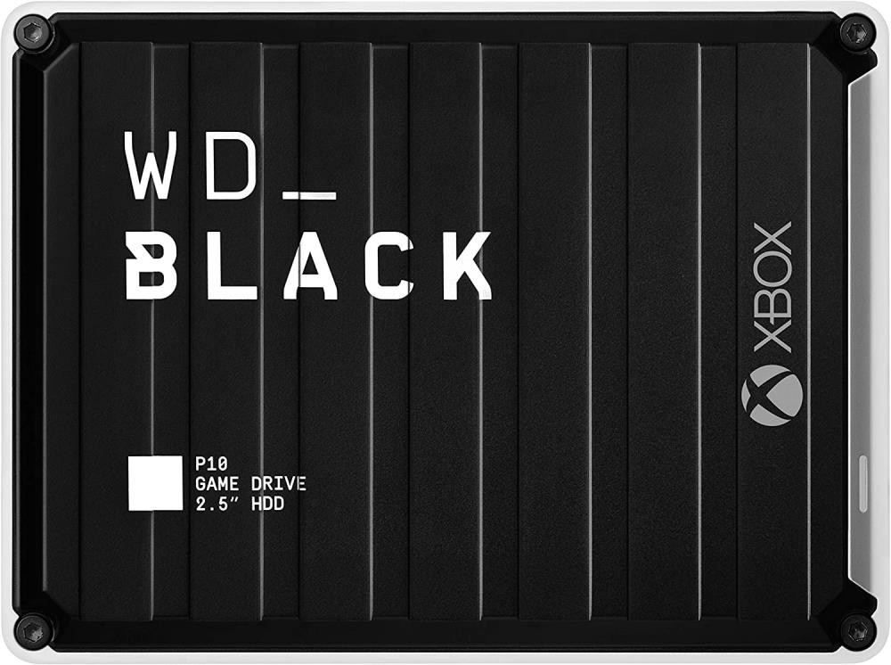 External HDD|WESTERN DIGITAL|Black|4TB|USB 3.2|Colour Black|WDBA5G0040BBK-WESN