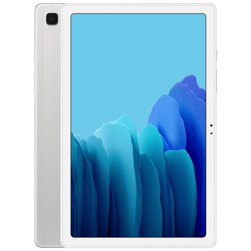 "Samsung Galaxy Tab A7 T500 10.4 "", Silver, IPS LCD, 1200 x 2000, Qualcomm SM6115 Snapdragon 662, 3 GB, 32 GB, Wi-Fi, Front camera, 5 MP, Rear camera, 8 MP, Bluetooth, 5.0, Android, 10.0"