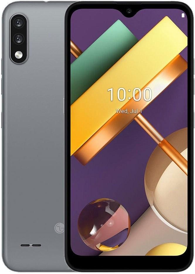 "LG K22 Titan, 6.2 "", IPS LCD, 720 x 1520 pixels, Qualcomm QM215, Internal RAM 2 GB, 32 GB, microSD, Dual SIM, Nano-SIM, 3G, 4G, Main camera 13+2 MP, Secondary camera 5 MP, Android, 10.0, 3000 mAh"