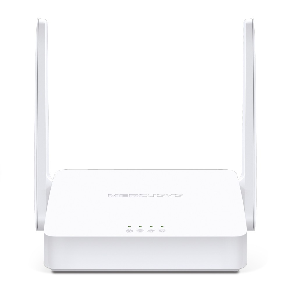 Mercusys Multi-Mode Wireless N Router MW302R 802.11n, 300 Mbit/s, 10/100 Mbit/s, Ethernet LAN (RJ-45) ports 2, Antenna type 2xFixed, White