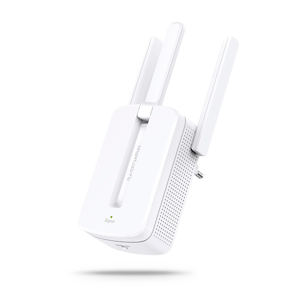 Mercusys Wi-Fi Range Extender MW300RE 802.11n, 2.4GHz, 300 Mbit/s, Antenna type 3xExternal