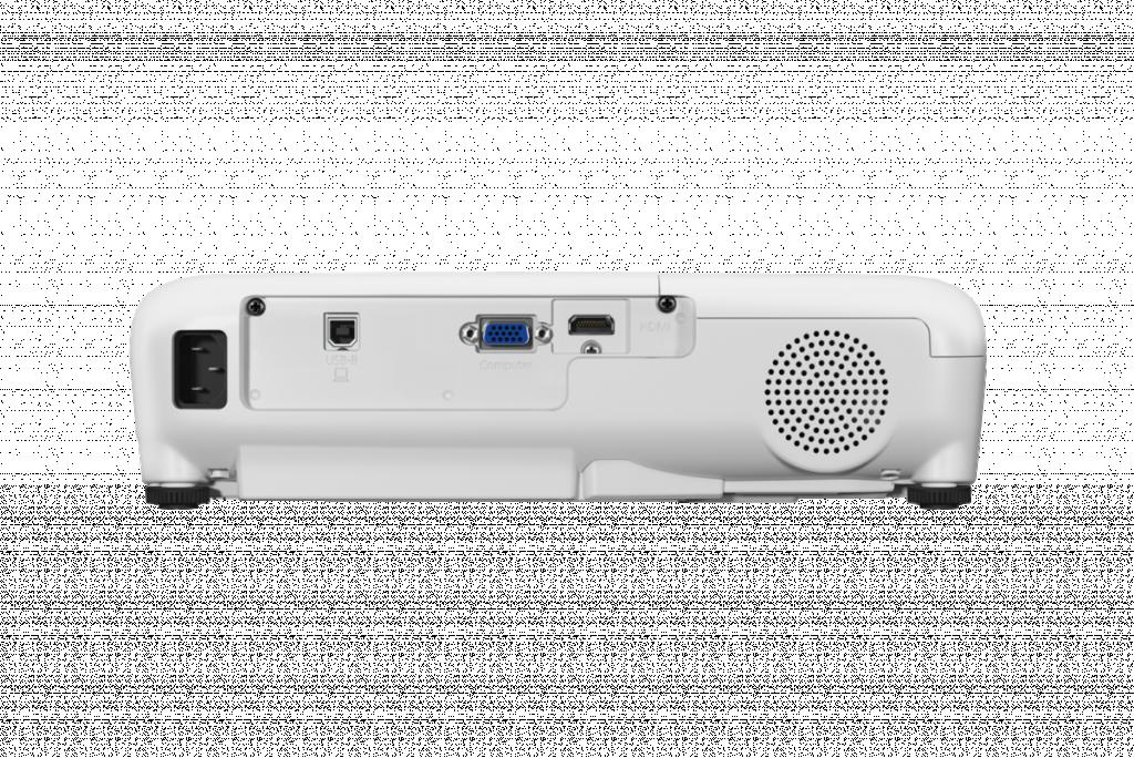Epson 3LCD XGA Projector EB-E10 XGA (1024x768), 3600 ANSI lumens, White
