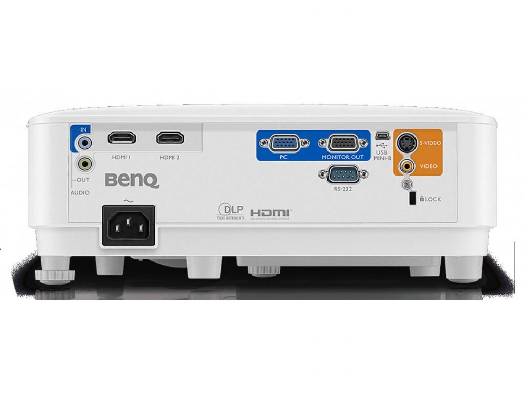 Benq Projector For Interactive Classroom MW550 WXGA (1280x800), 3600 ANSI lumens, White