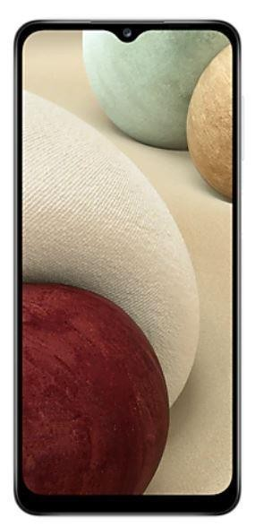 "Samsung Galaxy A12 SM-A125FZWVEUE nutitelefon 16,5 cm (6.5"") Kaksik-SIM 4G USB tüüp-C 4 GB 64 GB 5000 mAh Valge"