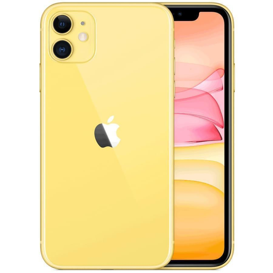 MOBILE PHONE IPHONE 11/128GB YELLOW MHDL3 APPLE