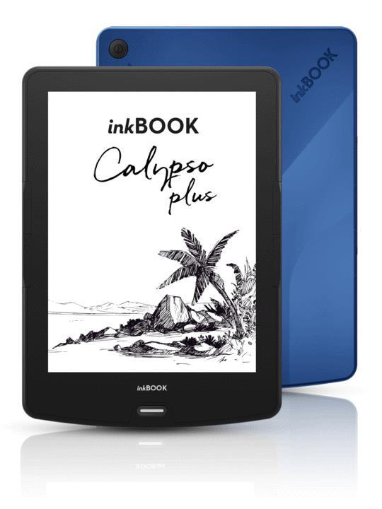 "E-Reader|INKBOOK|Calypso|6""|1024x758|Wireless LAN 802.11b/g/n|Blue|CALYPSOBLUE"