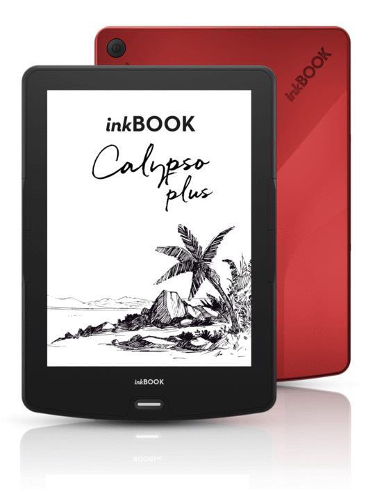 "E-Reader|INKBOOK|Calypso|6""|1024x758|Wireless LAN 802.11b/g/n|Red|CALYPSORED"