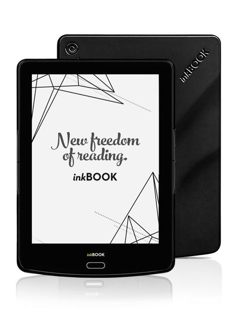 E-Reader|INKBOOK|Prime HD|6"