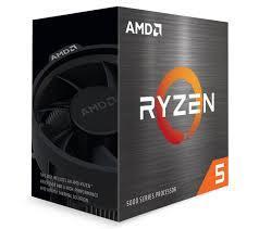 CPU|AMD|Desktop|Ryzen 5|5600X|Vermeer|3700 MHz|Cores 6|32MB|Socket SAM4|65 Watts|BOX|100-100000065BOX