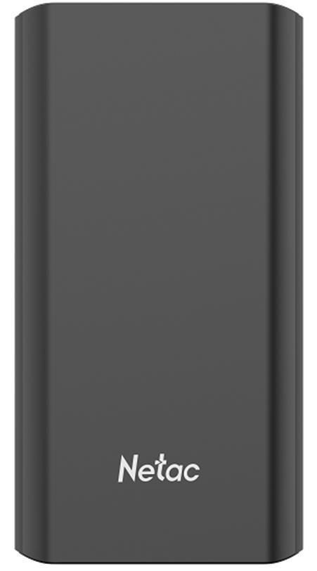 External SSD|NETAC|500GB|USB-C|Write speed 800 MBytes/sec|Read speed 900 MBytes/sec|NT01Z8PRO-500G-32GR