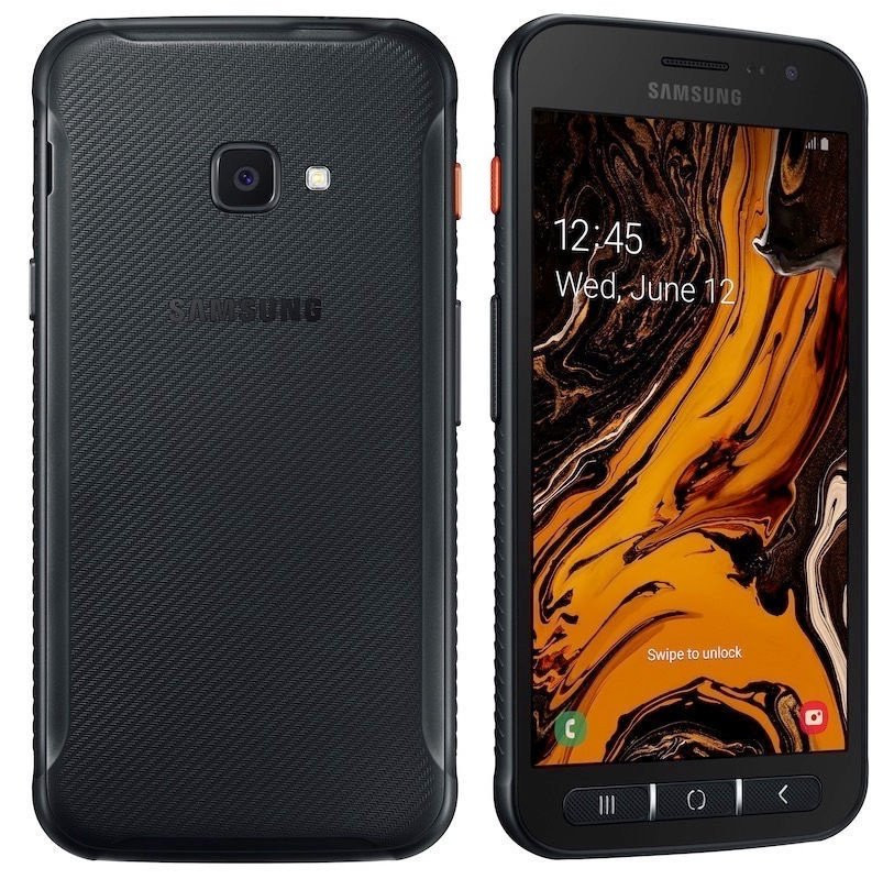 "Samsung Galaxy Xcover 4s G398F Black, 5.0 "", PLS TFT, 720x1280 pixels, Exynos 7885, Internal RAM 3 GB, 32 GB, microSD, Single SIM, Micro-SIM, 3G, 4G, Main camera 16 MP, Secondary camera 5 MP, Android, 9.0, 2800 mAh"