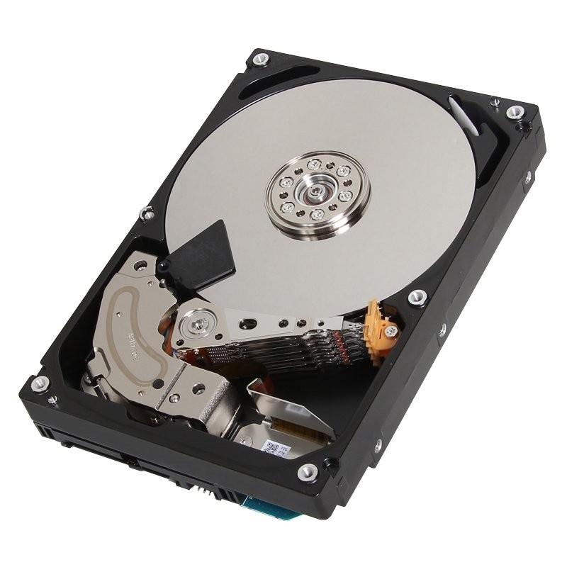 HDD Server TOSHIBA (3.5'', 2TB, 128MB, 7200 RPM, SATA 6 Gb/s)
