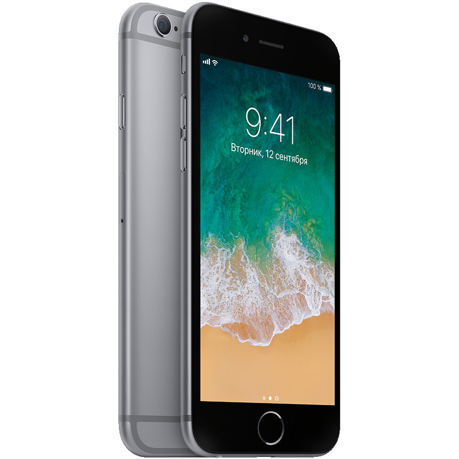 Renewd iPhone 6S Space Gray 32GB with 24 months warranty