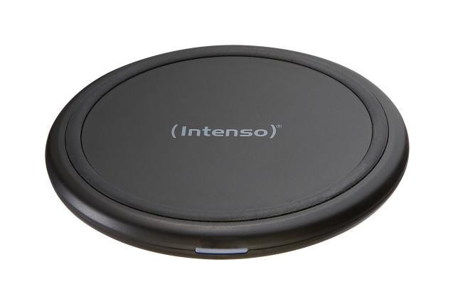 MOBILE CHARGER WRL QI/BLACK 7411510 INTENSO