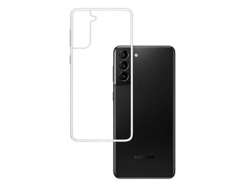 3MK ClearCase Samsung, Galaxy S21 Plus, TPU, Transparent, Clear phone case