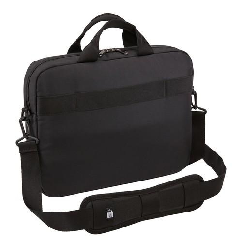 "Case Logic Propel Attaché PROPA-114 Fits up to size 12-14 "", Black, 10 L, Shoulder strap, Messenger - Briefcase"