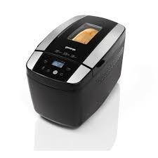 Gorenje Bread maker BM1210BK Power 800 W, Number of programs 12, Display LCD, Black