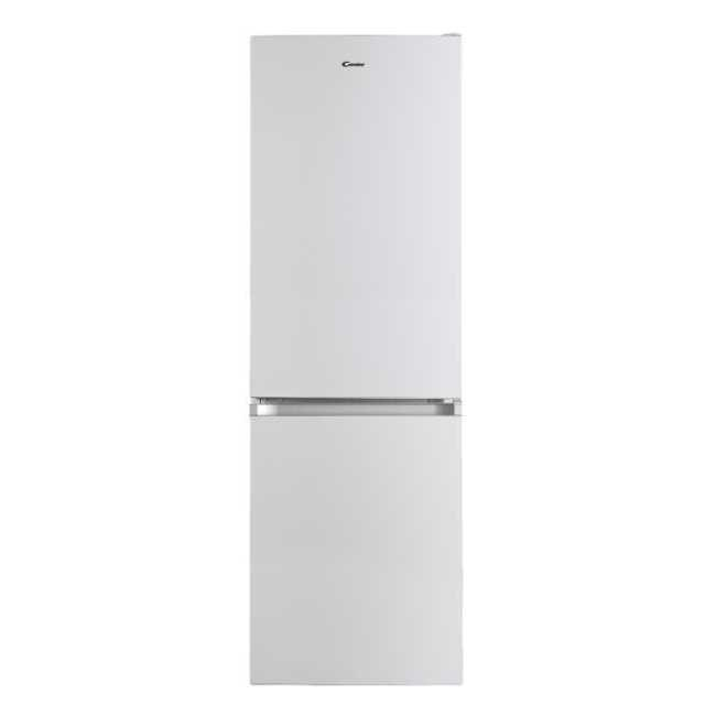 Candy Refrigerator CMCL 4142S A+, Free standing, Combi, Height 144 cm, Fridge net capacity 109 L, Freezer net capacity 48 L, 38 dB, Silver