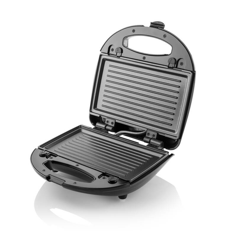 Gallet Sandwich Maker Torcy GALCRO616 700 W, Number of plates 4, Number of pastry 2, Black