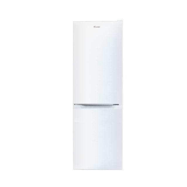 Candy Refrigerator CMCL 4142W A+, Free standing, Combi, Height 144 cm, Fridge net capacity 109 L, Freezer net capacity 48 L, 38 dB, White