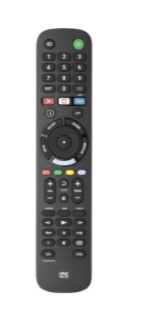 ONE For ALL URC4912 Sony Replacement Remote