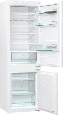 Gorenje Refrigerator RKI4182E1 Energy efficiency class F, Built-in, Combi, Height 177.2 cm, Fridge net capacity 189 L, Freezer net capacity 71 L, 38 dB, White