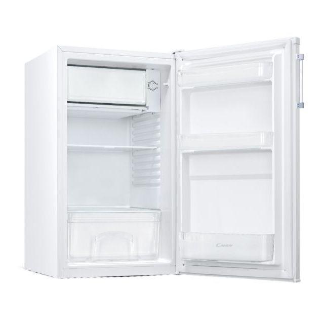 Candy Refrigerator CCTOS 482WHN Energy efficiency class F, Free standing, Larder, Height 84 cm, Fridge net capacity 89 L, 42 dB, White