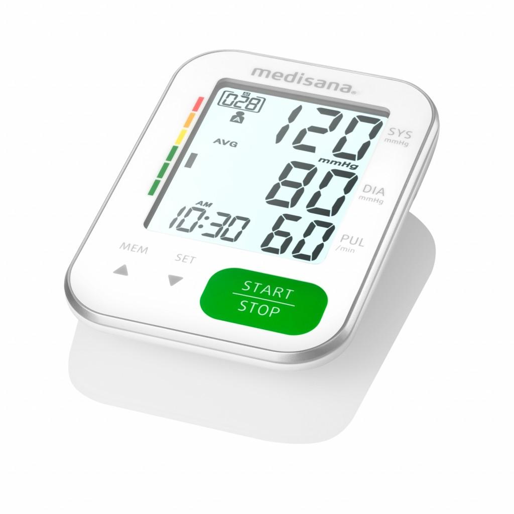 Medisana BU 565 Upper Arm Blood Pressure Monitor white