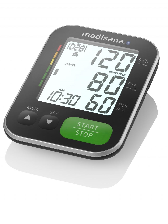 Medisana BU 570 Connect Blood Pressure Monitor Black
