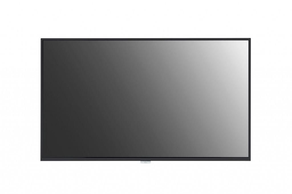 "LG 43UH5F-H infoekraan Digitaalne A-board 109,2 cm (43"") IPS 4K Ultra HD Must Web OS"