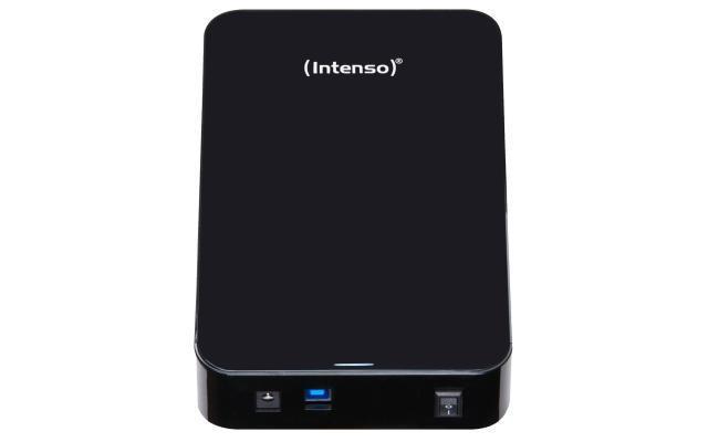 External HDD INTENSO 6031560 1TB USB 3.0 Colour Black 6031560