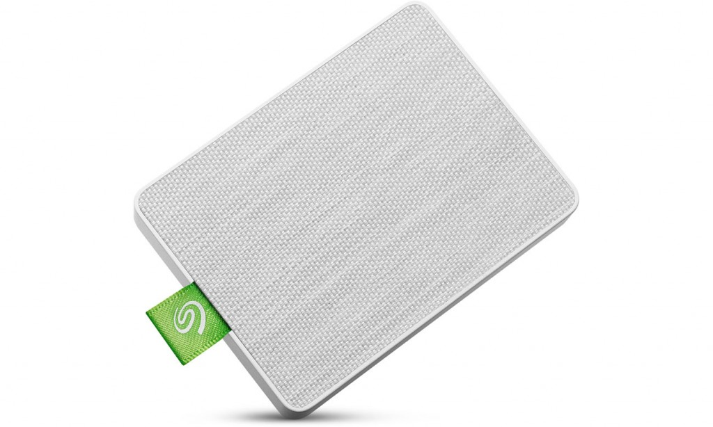 Seagate Ultra Touch 1000 GB Valge