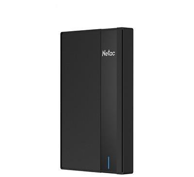 External HDD|NETAC|NT05K331N-001T-30BK|1TB|USB 3.0|Buffer memory size 8 MB|Colour Black|NT05K331N-001T-30BK