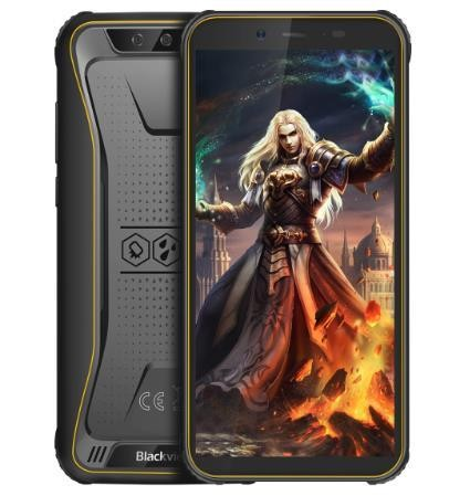 MOBILE PHONE BV5500 PRO/YELLOW BLACKVIEW