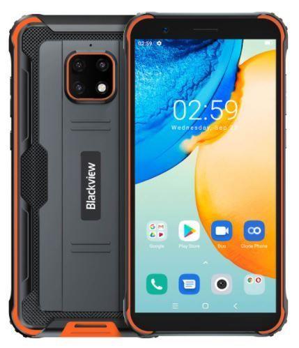 MOBILE PHONE BV4900 PRO/ORANGE BLACKVIEW