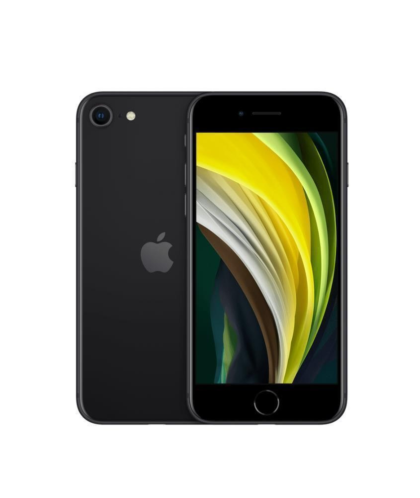 MOBILE PHONE IPHONE SE (2020)/128GB BLACK MHGT3 APPLE