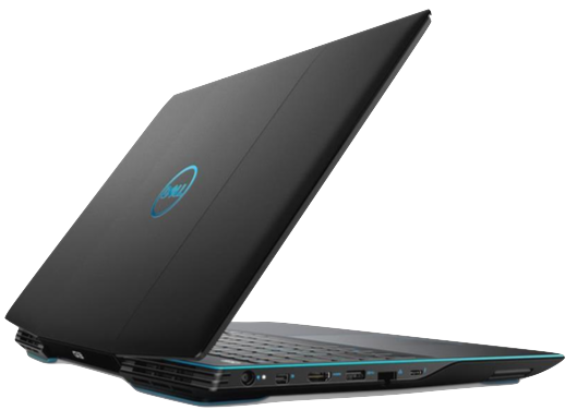 "Dell G3 15 3500 Black/Blue logo, 15.6 "", WVA, Full HD, 1920 x 1080, Matt, Intel Core i5, i5-10300H, 8 GB, DDR4, SSD 512 GB, NVIDIA GeForce GTX 1650 Ti, GDDR6, 4 GB, Linux, 802.11ac, Bluetooth version 5.0, Keyboard language English, Keyboard backlit, Warranty 24 month(s)"