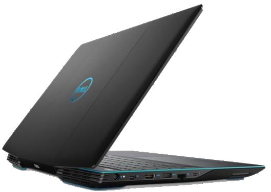 "Dell G3 15 3500 Black/Blue logo, 15.6 "", WVA, Full HD, 1920 x 1080, Matt, Intel Core i7, i7-10750H, 8 GB, DDR4, SSD 512 GB, NVIDIA GeForce GTX 1650 Ti, GDDR6, 4 GB, Windows 10 Home, 802.11ac, Keyboard language English, Keyboard backlit, Warranty 24 month(s)"
