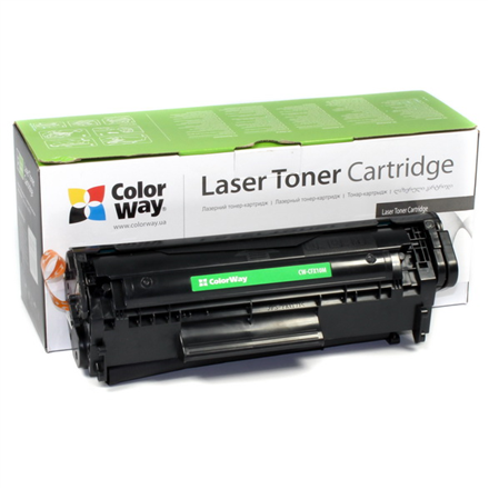 ColorWay Toner Cartridge, Black, Canon 703/FX9/FX10; HP Q2612A