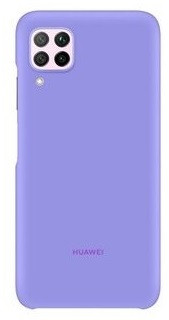 Huawei PC Case P40 Lite Cover, For P40 Lite, Polycarbonate, Purple, Protective Cover