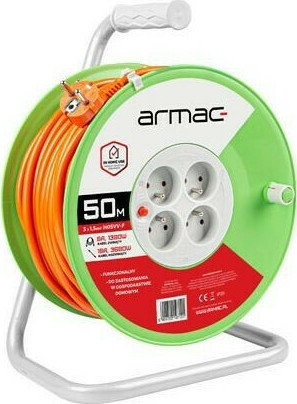 Armac CABLE EXTENSION REEL 50M