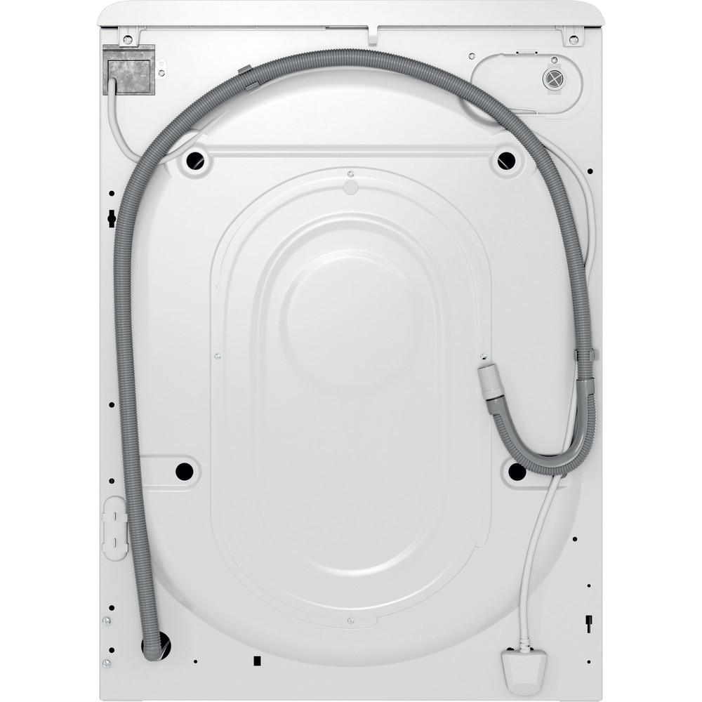 INDESIT Washing machine MTWE 71252 WK EE Energy efficiency class E, Front loading, Washing capacity 7 kg, 1200 RPM, Depth 54 cm, Width 59.5 cm, Display, Big Digit, White