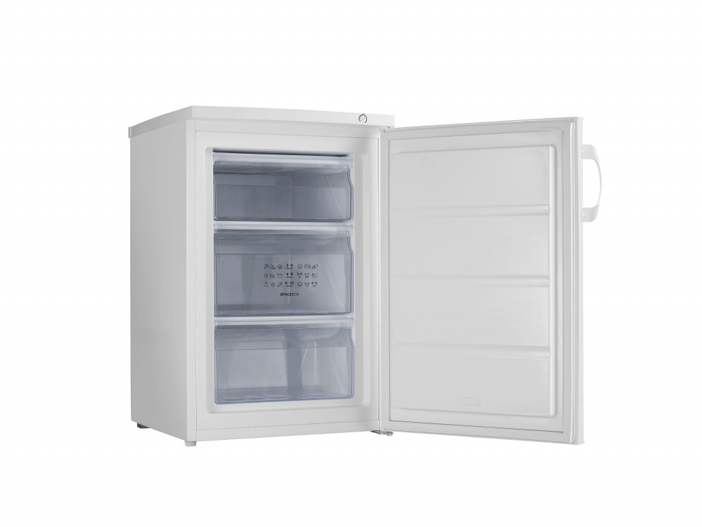 Gorenje Freezer F492PW Energy efficiency class F, Upright, Free standing, Height 84.5 cm, Total net capacity 85 L, White